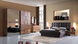 modern Bedroom by İnter Mobilya