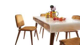 modern Dining room by İnter Mobilya