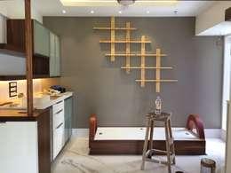 Salas de estilo minimalista por The inside stories - by Minal
