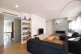 Phòng khách by silvestri architettura