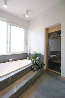 Phòng tắm by silvestri architettura
