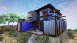 Passive house by EnTRE+