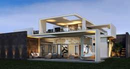 :  فيلا تنفيذ SA Architects and Partners