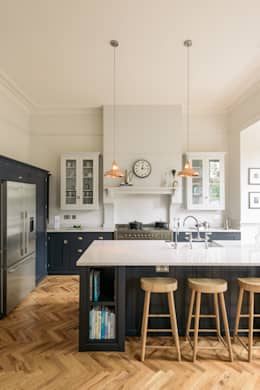 Kitchen units by deVOL Kitchens