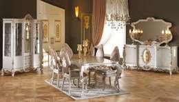 classic Dining room تنفيذ LUXURY FURNITURE
