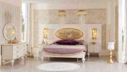 modern Bedroom تنفيذ LUXURY FURNITURE