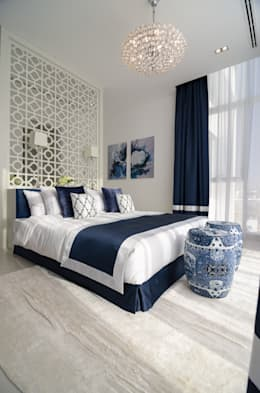eclectic Bedroom by Etcetera Living