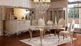 classic Dining room by LUXURY FURNITURE