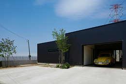 大原の家: arc-dが手掛けた一戸建て住宅です。