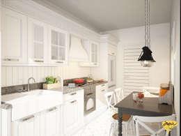 Öykü İç Mimarlık – Özel projelendirme:  tarz Ankastre mutfaklar