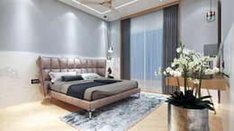 son bedroom1: minimalistic Bedroom by quite design