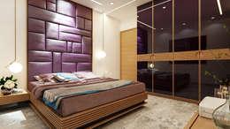 daughter room1: minimalistic Bedroom by quite design