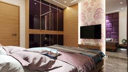 daughter room3: minimalistic Bedroom by quite design