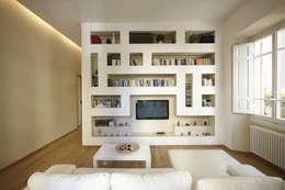 Salon de style de style Moderne par JFD - Juri Favilli Design