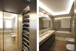 moderne Badkamer door JFD - Juri Favilli Design