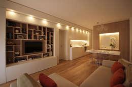 Salas / recibidores de estilo mediterraneo por homify