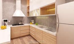 廚房 by JESSICA DESIGN STUDIO