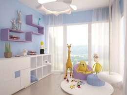 غرف الرضع تنفيذ ARCHDUET&DA