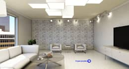 Phòng khách by 'Design studio S-8'