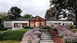 Частный дом: Дома в . Автор – Архитектурная студия Чадо