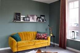 غرفة المعيشة تنفيذ Atelier09