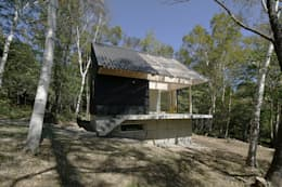 Загородные дома в . Автор – 桑原茂建築設計事務所 / Shigeru Kuwahara Architects