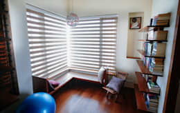 Study/Library: modern Study/office by The Workroom