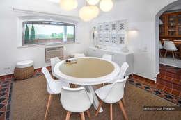 Casa decorada com Velharias de Janas: Salas de estar modernas por Pedro Queiroga | Fotógrafo