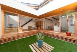 STaD(株式会社鈴木貴博建築設計事務所)의  정원
