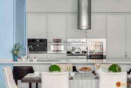 Дизайн кухни в стиле неоклассика: Кухни в . Автор – Art-i-Chok