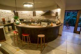 廚房 by Giselle Wanderley arquitetura