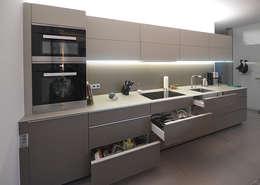 Unit dapur by Glascouture by Schenk Glasdesign