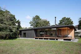 房子 by atelier137 ARCHITECTURAL DESIGN OFFICE