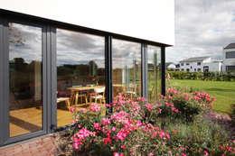 Projekty,  Okna zaprojektowane przez ARCHITEKTEN BRÜNING REIN