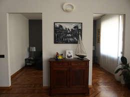 Un appartamento ristrutturato tra classico e moderno torino
