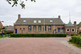 klassische Häuser von MINT Architecten