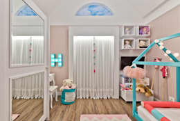 eclectic Nursery/kid's room by Ana Crivellaro