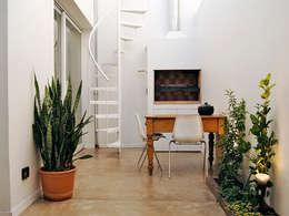 Home Loft: Comedores de estilo moderno por Paula Mariasch - Juana Grichener - Iris Grosserohde Arquitectura