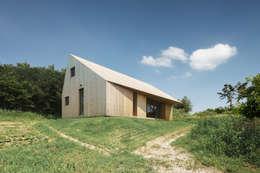 Shear House: stpmj의  주택