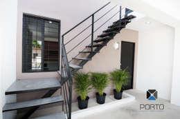 minimalistic Houses by PORTO Arquitectura + Diseño de Interiores
