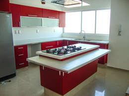 minimalistic Kitchen by Estilo Homes