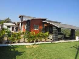 庭院 by Spacecraftt Architects