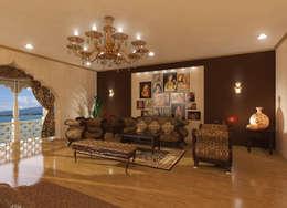Deluxe Suite: classic Bedroom by Ravi Prakash/Architect