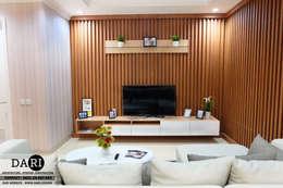 living room cabinet:  Living room by DARI