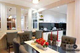 dining room:  Dining room by DARI