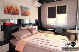 bedroom no 1:  Bedroom by DARI
