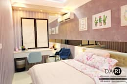 bedroom no 2:  Bedroom by DARI
