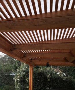 Renovación Terraza: Terrazas  de estilo  por Mantención de Terrazas   mantenciondeterrazas.cl