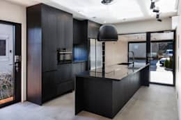 Nhà bếp by (주)유타건축사사무소