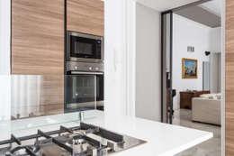 Projekty,  Kuchnia na wymiar zaprojektowane przez Viú Architettura